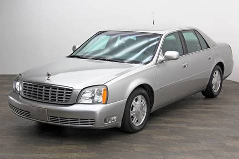 2004 Cadillac DeVille for sale in Sarasota, FL