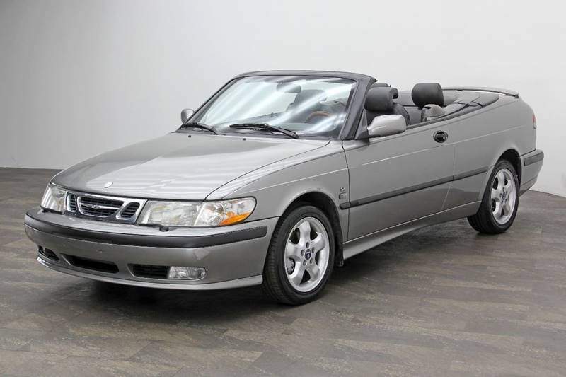 Saab 9-3 2001 SE 2dr Turbo Convertible