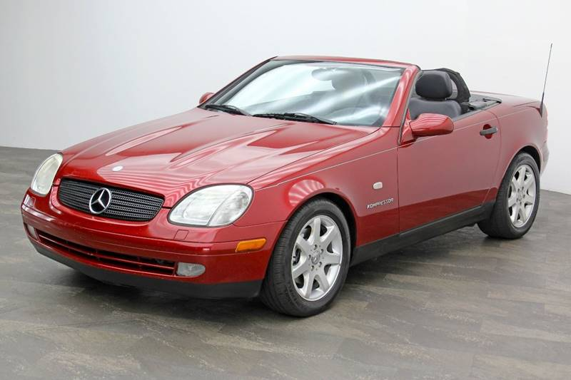 Mercedes-Benz SLK 2000 SLK 230 Supercharged 2dr Convertible