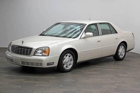 2001 Cadillac Deville For Sale In Cranston Ri Carsforsale