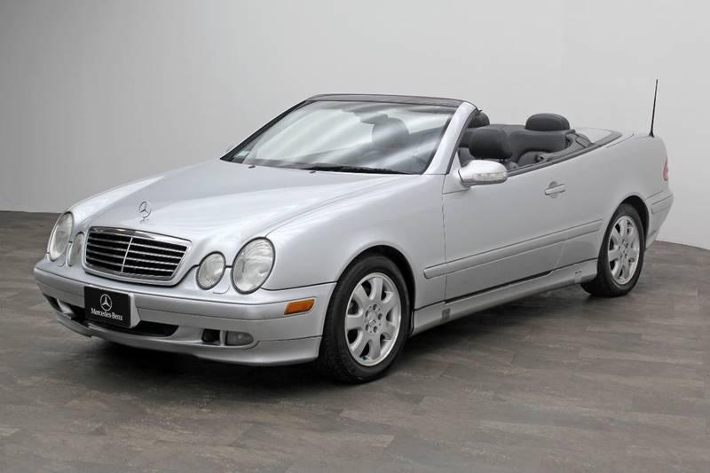 Mercedes-Benz CLK 2003 CLK 320 2dr Cabriolet