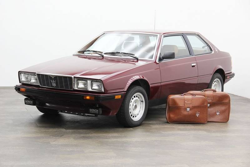Maserati Biturbo 1984 ~ One Owner