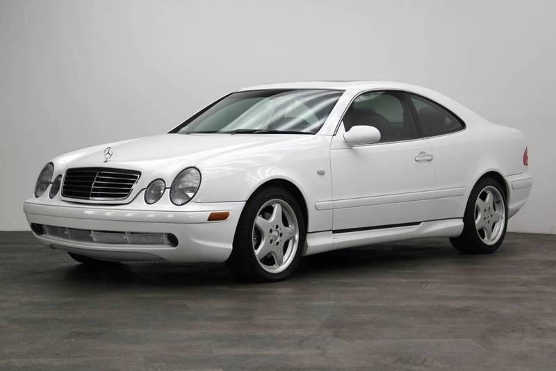 Mercedes-Benz CLK 1999 CLK 430 2dr Coupe
