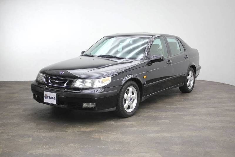 Saab 9-5 1999 SE 2.3t 4dr Turbo Sedan
