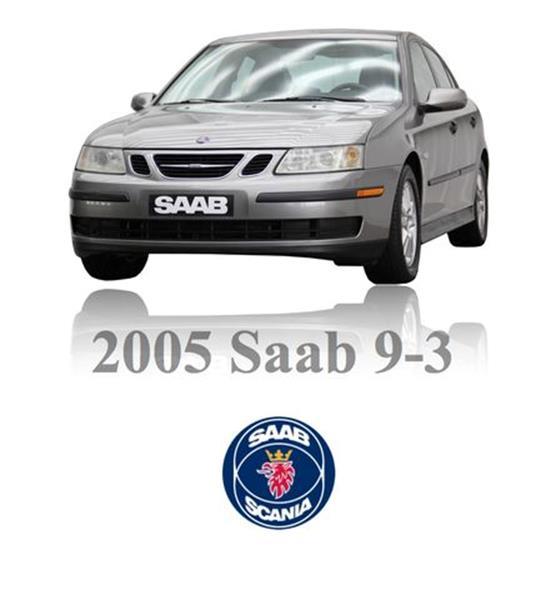 Saab 9-3 2005 Linear 4dr Turbo Sedan