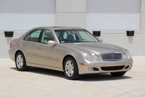 2005 Mercedes-Benz E-Class for sale in Sarasota, FL