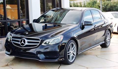 2015 Mercedes-Benz E-Class for sale in Magnolia, NJ