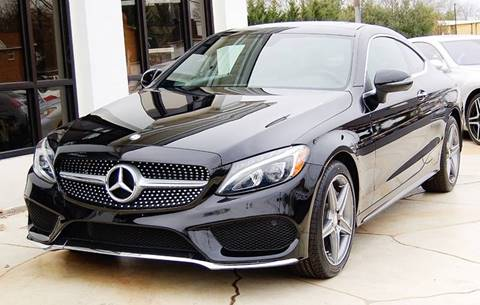 2017 Mercedes-Benz C-Class for sale at Avi Auto Sales Inc in Magnolia NJ