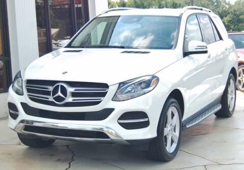 2017 Mercedes-Benz GLE for sale at Avi Auto Sales Inc in Magnolia NJ