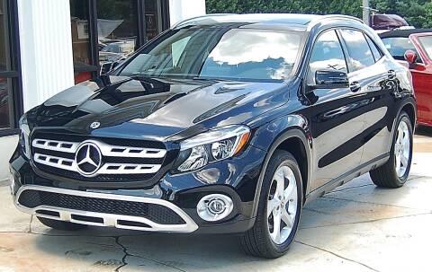2018 Mercedes-Benz GLA for sale at Avi Auto Sales Inc in Magnolia NJ