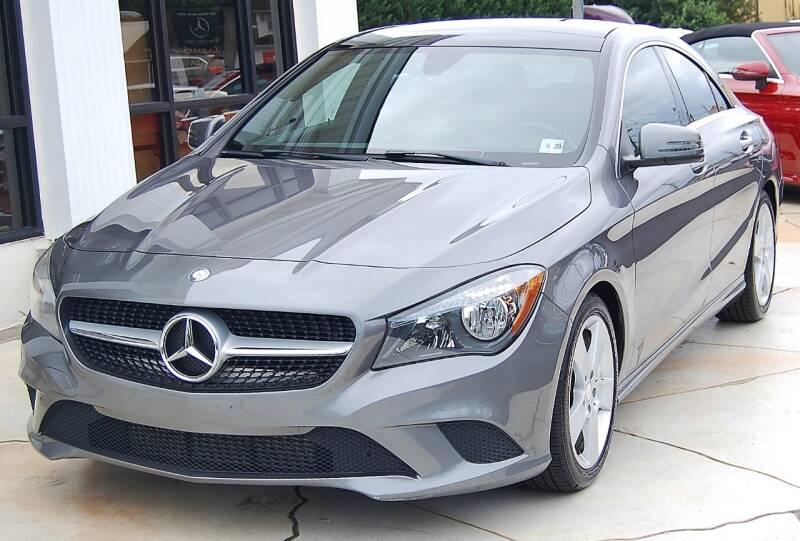 2015 Mercedes-Benz CLA for sale at Avi Auto Sales Inc in Magnolia NJ
