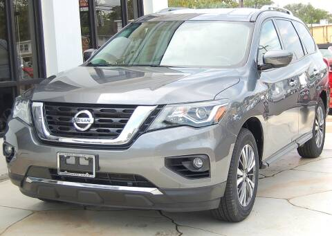 2017 Nissan Pathfinder for sale at Avi Auto Sales Inc in Magnolia NJ