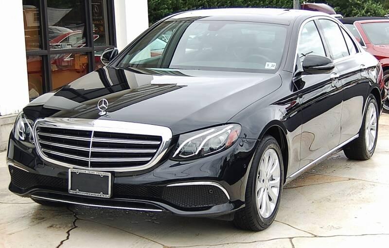 2017 Mercedes-Benz E-Class for sale at Avi Auto Sales Inc in Magnolia NJ