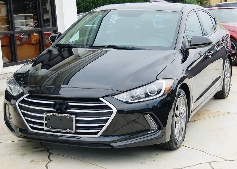 2017 Hyundai Elantra for sale at Avi Auto Sales Inc in Magnolia NJ
