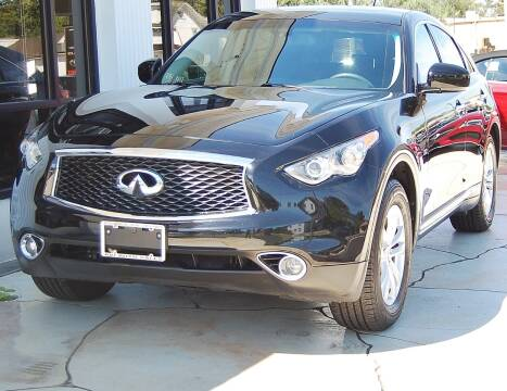 2017 Infiniti QX70 for sale at Avi Auto Sales Inc in Magnolia NJ
