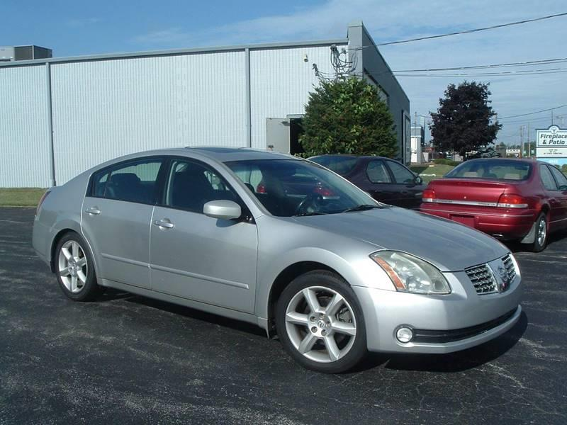 2006 Nissan Maxima for sale at Ray's Auto Sales in Canfield OH