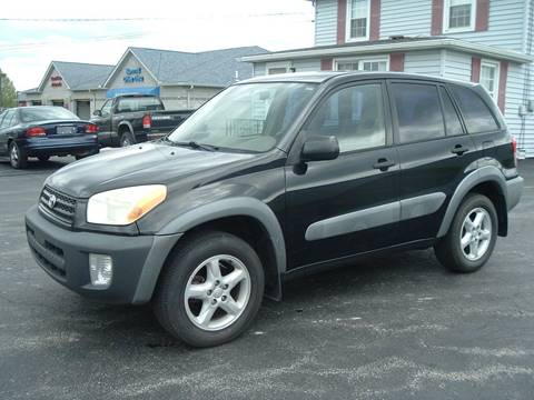 2001 Toyota RAV4 for sale at Ray's Auto Sales in Canfield OH