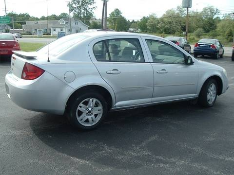 2005 Chevrolet Cobalt for sale at Ray's Auto Sales in Canfield OH