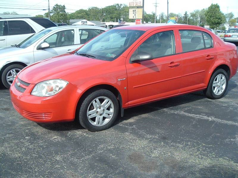 2008 Chevrolet Cobalt for sale at Ray's Auto Sales in Canfield OH