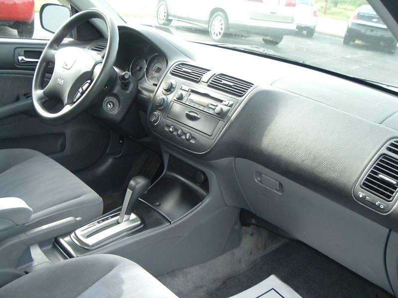 2003 Honda Civic for sale at Ray's Auto Sales in Canfield OH
