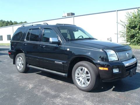 2007 Mercury Mountaineer for sale at Ray's Auto Sales in Canfield OH