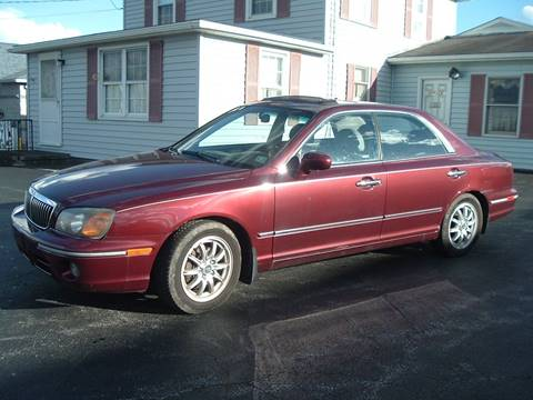 2003 Hyundai XG350 for sale at Ray's Auto Sales in Canfield OH