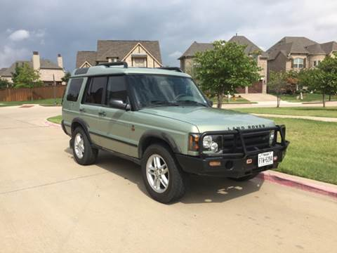 2004 Land Rover Discovery for sale in Lewisville, TX