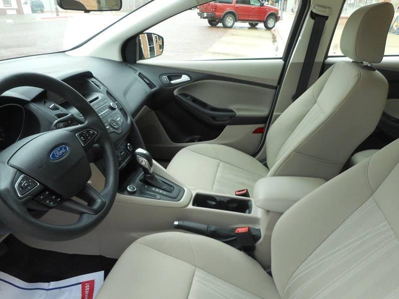 2016 Ford Focus SE 4dr Sedan - Milford NE