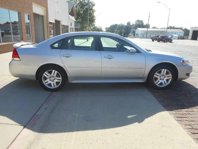 2012 Chevrolet Impala LT 4dr Sedan - Milford NE
