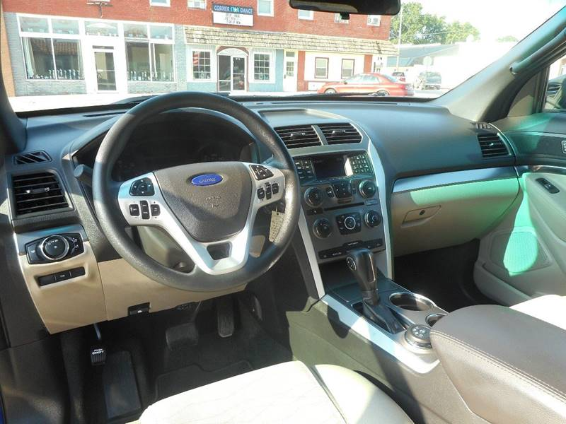 2013 Ford Explorer AWD 4dr SUV - Milford NE