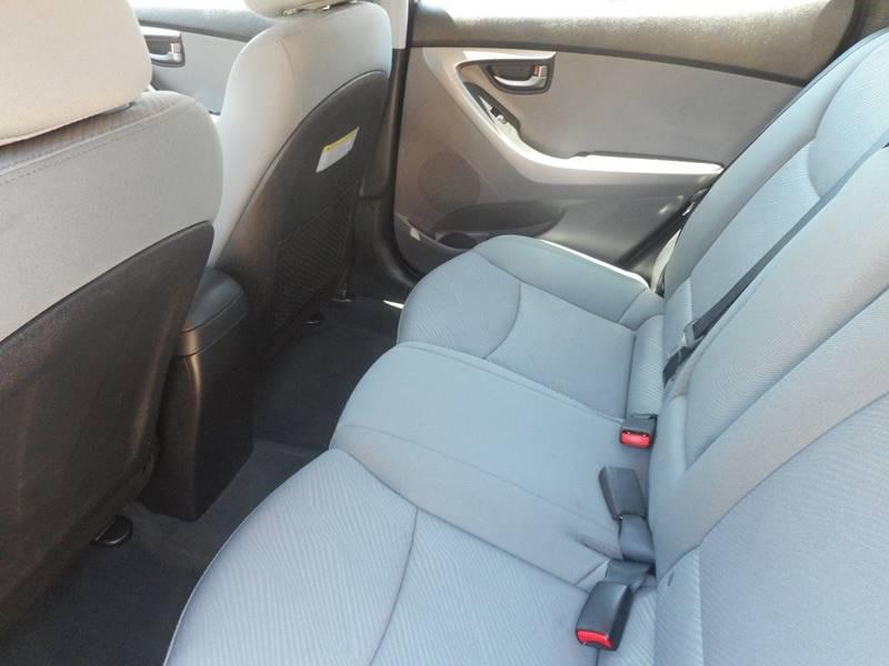 2013 Hyundai Elantra GLS 4dr Sedan - Milford NE