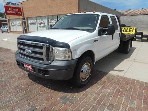 2007 Ford F-350 Super Duty for sale in Milford, NE