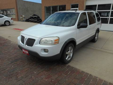 2005 Pontiac Montana SV6 for sale in Milford, NE
