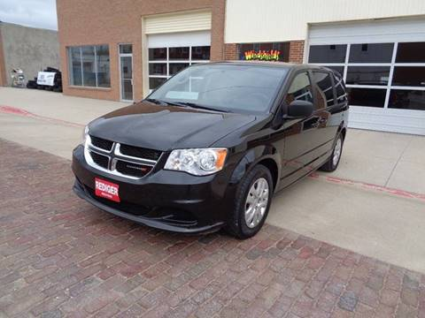 2016 Dodge Grand Caravan for sale at Rediger Automotive in Milford NE