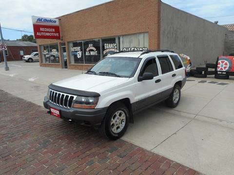 2001 Jeep Grand Cherokee for sale in Milford, NE