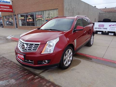 2015 Cadillac SRX for sale at Rediger Automotive in Milford NE