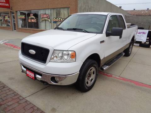 2006 Ford F-150 for sale at Rediger Automotive in Milford NE