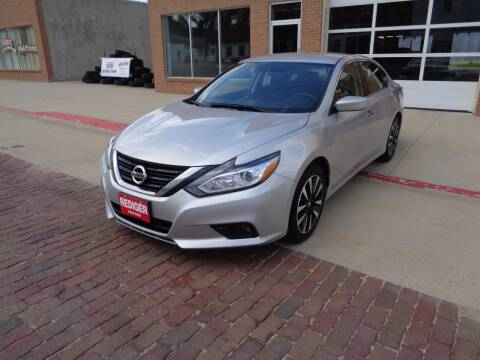 2018 Nissan Altima for sale at Rediger Automotive in Milford NE