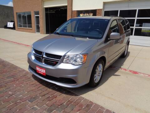 2015 Dodge Grand Caravan for sale at Rediger Automotive in Milford NE