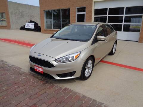 2017 Ford Focus for sale at Rediger Automotive in Milford NE