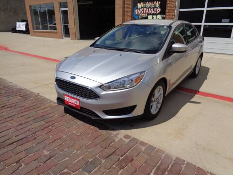2015 Ford Focus for sale at Rediger Automotive in Milford NE
