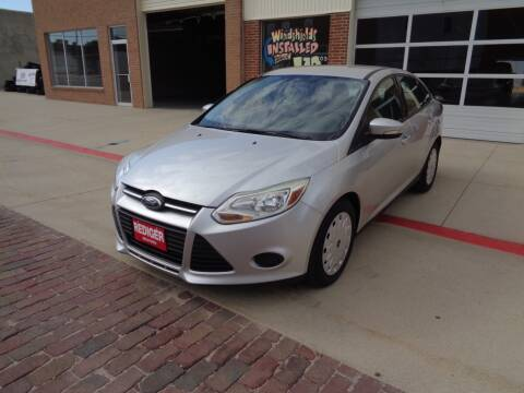 2013 Ford Focus for sale at Rediger Automotive in Milford NE