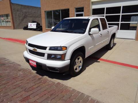 2012 Chevrolet Colorado for sale at Rediger Automotive in Milford NE