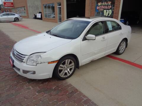 2009 Ford Fusion for sale at Rediger Automotive in Milford NE