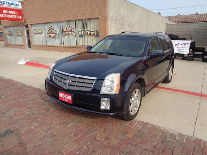 2005 Cadillac SRX for sale at Rediger Automotive in Milford NE