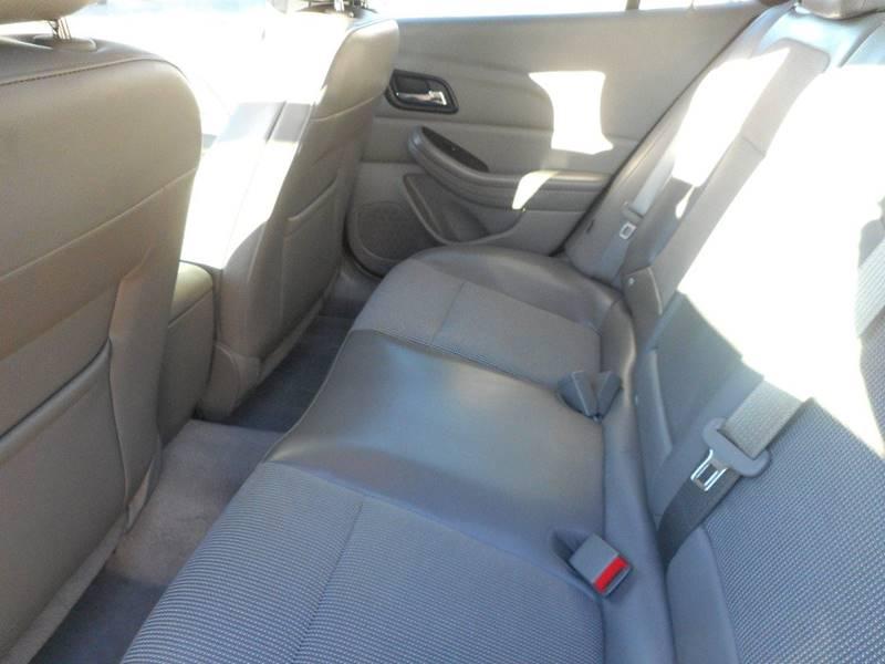 2014 Chevrolet Malibu LT 4dr Sedan w/1LT - Milford NE