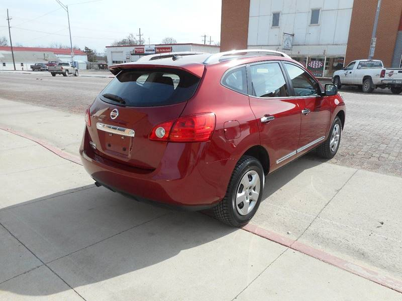 2015 Nissan Rogue Select S 4dr Crossover - Milford NE