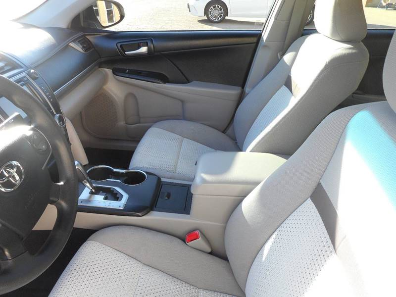 2014 Toyota Camry LE 4dr Sedan - Milford NE