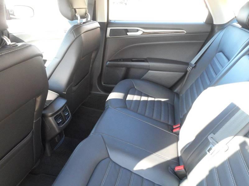 2014 Ford Fusion SE 4dr Sedan - Milford NE