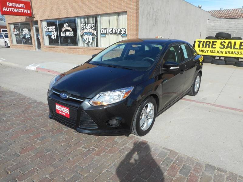 2014 Ford Focus SE 4dr Sedan - Milford NE